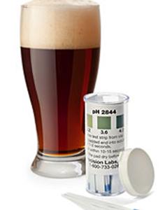 Pivovarstvo in pH